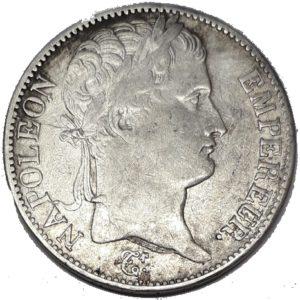 5 Frank in zilver van Napoléon I